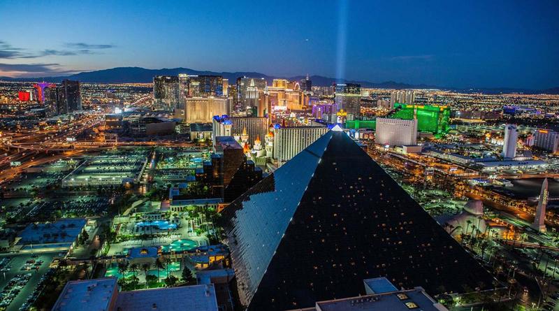 Особенности пребывания туристов в Лас-Вегасе или как себя вести в Городе Грехов