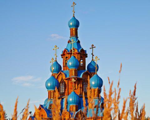уникальные своей красотой русские православные храмы