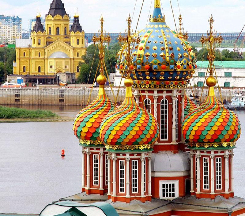 Сказочные по красоте православные церкви