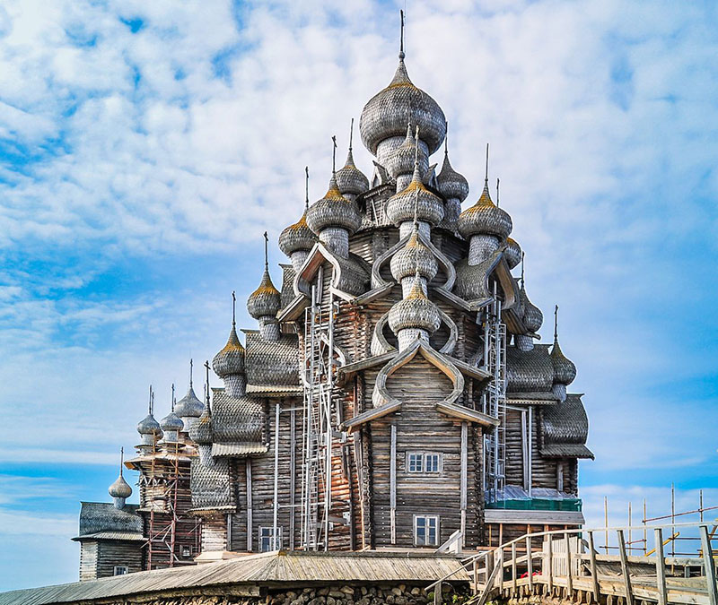 Красивые православные церкви