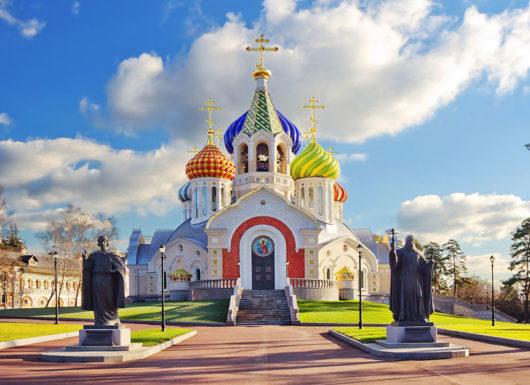 красивые русские православные храмы