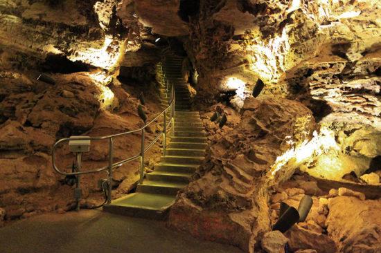 самая длинная и сложная пещера в мире