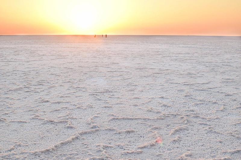 семь мест в природе, которые выглядят как инопланетные пейзажи