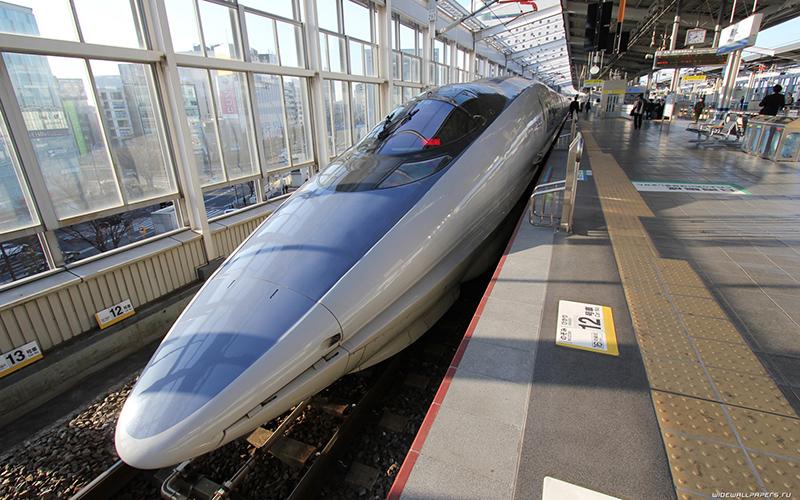 Где ходят самые высокоскоростные поезда на планете
