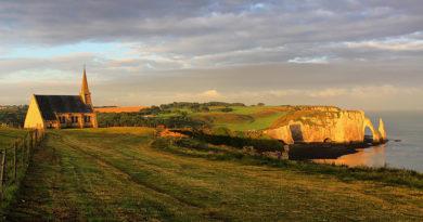 Нормандия – историческая область во Франции