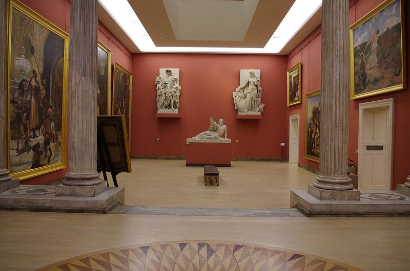 художественный музей импрессионизма в Нормандии