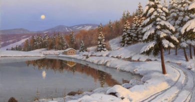 Куда поехать в путешествие зимой