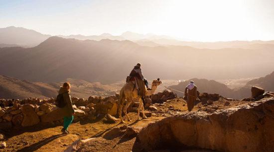 Неизвестные паломнические маршруты на планете