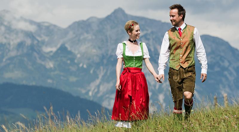 У австрийцев всегда есть время для нахождения красоты в любой мелочи