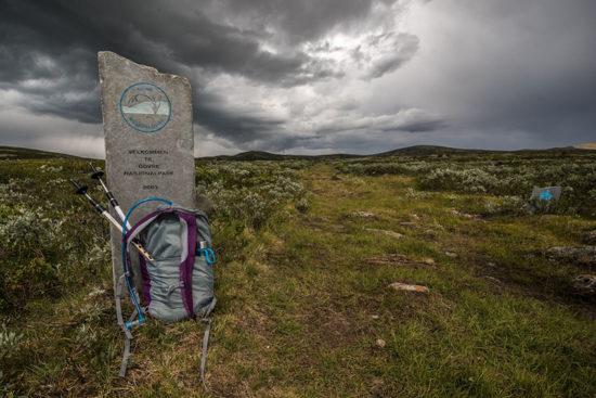 древние паломнические маршруты Норвегии
