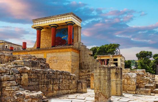самая захватывающая историческая достопримечательность Крита