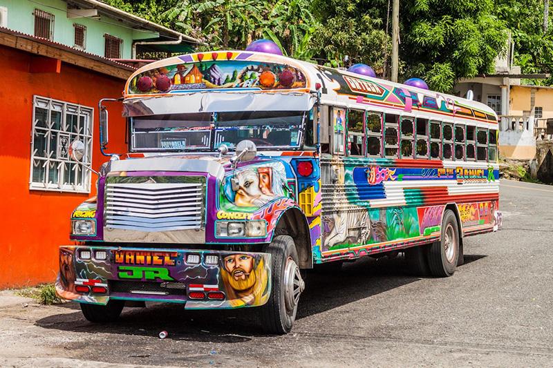 Определенно не самый удобный способ путешествовать, но опыт, который стоит иметь, потому что у куриных автобусов есть многократное применение. Вы можете даже ехать в автобусе с живыми цыплятами, недавно купленными другими пассажирами на рынке.