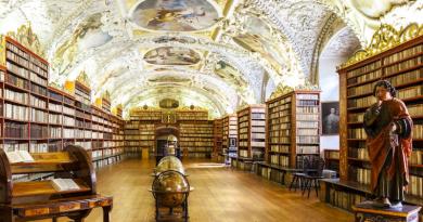 Поскольку библиотеки являются настоящими храмами знаний, они должны создаваться так, чтобы впечатлять и быть столь же грандиозными, как и тома, которые они содержат. Хотя их всего несколько, такие библиотеки существуют.