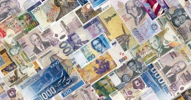Прежде чем бумажные деньги исчезнут, давайте посмотрим на некоторые из самых красивых валют, а также узнаем особенности их дизайна и истории, которые делают их такими уникальными